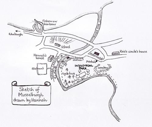 Hannah's map