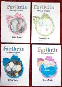 Year 3 - the winning Farlkris pictures